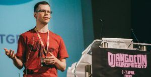 Interview with Rivo Laks about Docker